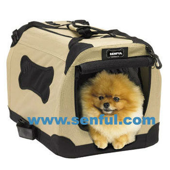 Portable Large dog Crate