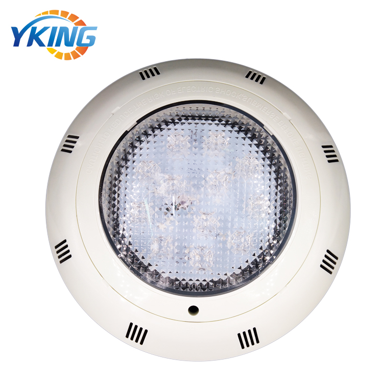 High quality ABS material Single Color 12V IP68 40w led swimming pool light