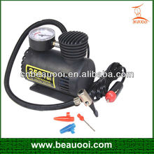 big flow 250 psi DC 12V car mini air compressor