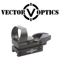Vector Optics Imp 1x23x34 Multi Reticle Compact Red Dot Sight
