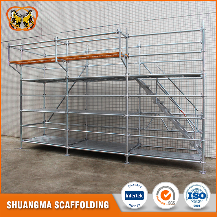 Brand new mini scaffold made in China