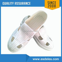 Elestech ESD shoes in cleanroom