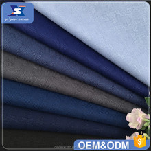 Guangzhou Textile BEST Woven Polyester Spandex suit fabric for Men Wholesale