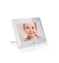 Factory Produce High Quality 7 8 10 12 15 Inch Battery Operated Digital Photo Frame For Advertising