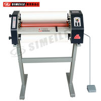 FM 480 cold & hot laminator machine