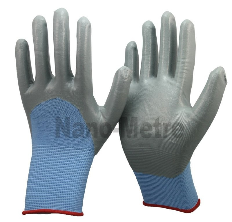 NMSAFETY Safety Gloves Security Protection Textile