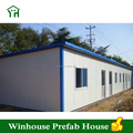 Modular Prefabricated Dormitory Prefab Homes Light Steel Prefabricated Houses