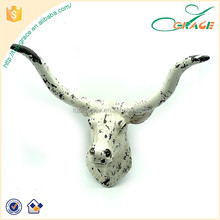 2017 Home decoration resin wild animal wall decor Animal head wall decoration