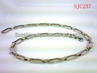 Lastest Fashion High Quality Stainless Steel Chain Jewellery