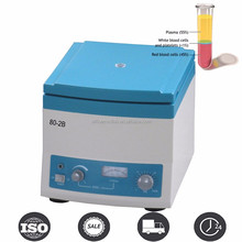 With CE ISO 80-2B Laboratory Chemical Centrifuge