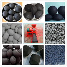 high quality coal ball press machine, artificial coal making machine