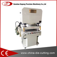 high thermal conductivity Graphite sheet hydraulic press 250 ton