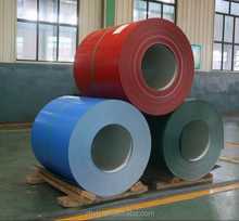 3004 3105 3003 Color Coated Aluminum Alloy Coil with PVDF / PE Paint Coating