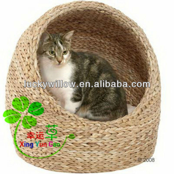 Corn husks basket for pet bed&sofa(factory provide)
