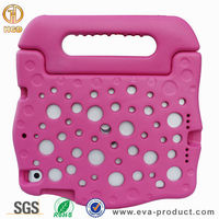 Kids safe shock proof silicone case for ipad mini tablet pc