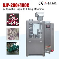 Drug manufacturing machine for small business auto capsule filling machine