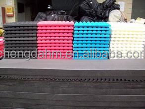 Good quality and cheap price soundproofing foam glass