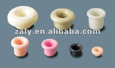 Alumina Ceramic Yarn Guide / Eyelet Guide / Thread guide For Textile Machinery / INNOVACERA