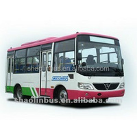 19seat CNG City Bus SLG6600T3N