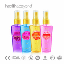Wholesale FDA approval 60ML bottle long-lasting perfumes victoria's scented body mist secret fragrance body spray body splash