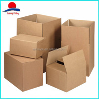 High Quality Double Wall Carton Box Frozen Food Box Packaging