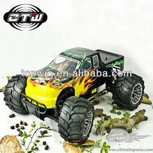 1:5th 26cc GAS powered off-road Monster Truck