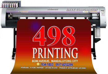 Stickers, Posters, Signages, Graphic Design, Billboards