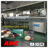 Customize Crystallization Process seed industrial Cooling Tunnel Machine For Industry Production Line