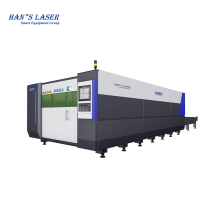 High Quality Hans G4020M 2500W CNC Sheet Metal Fiber Laser Metal Cutting Machine Price