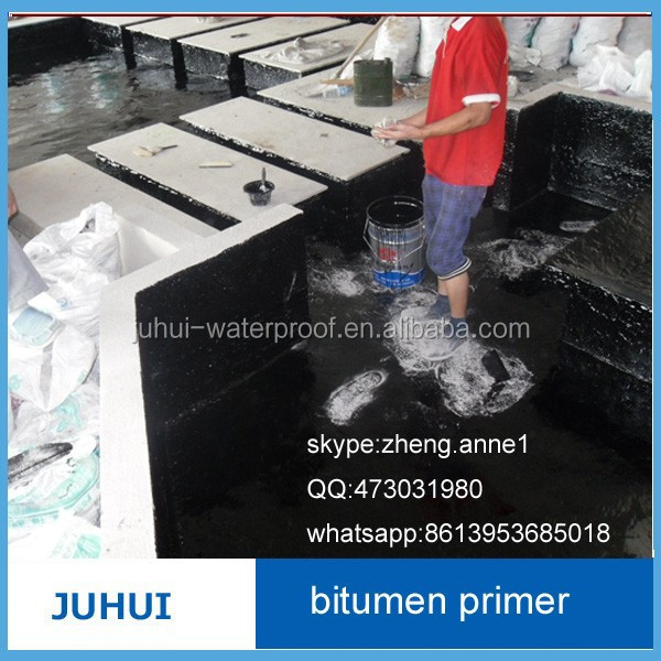 china factory price bitumen emulsion waterproofing membrane