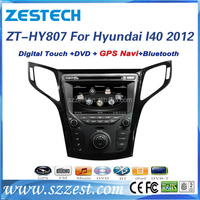 touch screen dvd support rear view camera/1080P/10disc, FM/AM, video for hyundai i40 car accessories
