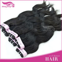 Factory price perfect black lady 100% virgin indian remy hair