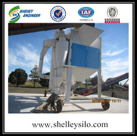 Design grain cleaner equipment used for sale