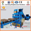 made in China HBY4-10 cheap red clay bricks making machine in Nigeria
