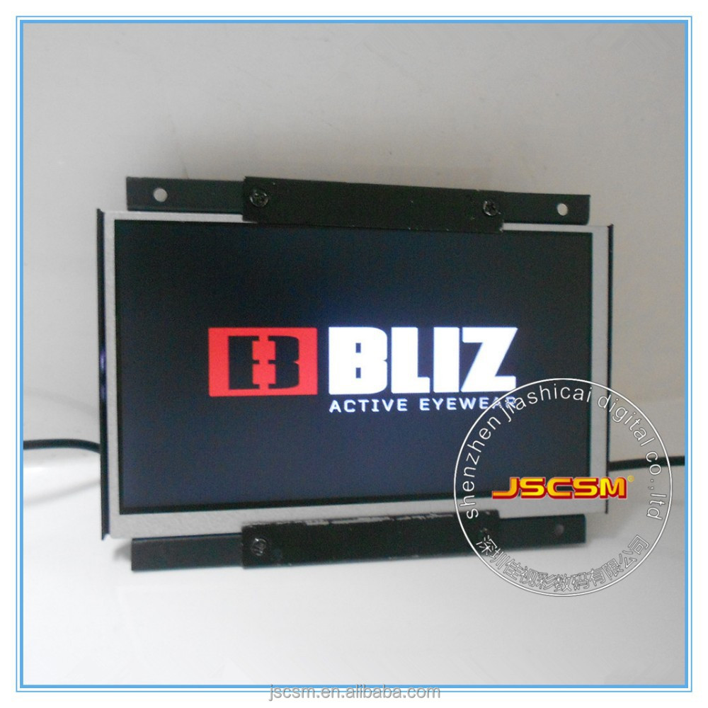 7 Inch Digital Advertising Video Frame Cheap, 7 Inch Digital ...