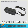 50W 60W Switching Power Supply Linear Actuator Power Adapter Plug type Changeable Wall Charger