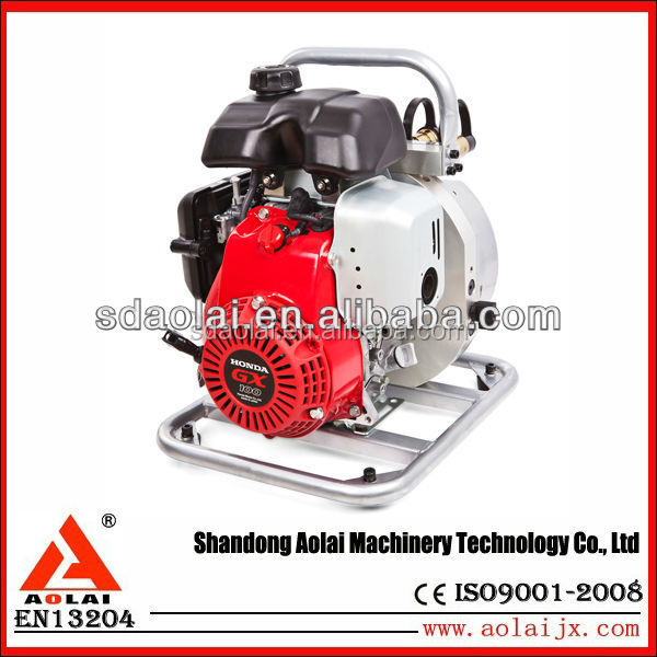 firefighting motor pump type Gas engine single high pressure Pump