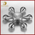 Stainless Steel Ego Ball 6 Bar Spinner Educational Kid Adult Toys Ornament Egg Tri-Spinner
