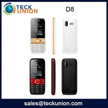D8 1.8inch factory direct unlocked cellphones cheap small china mobile