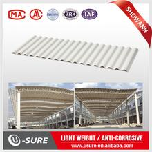 Fire retardant coating asa plastic corrugated roof shingles/chinese pvc roof tiles/spanish roof sheet