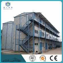 long lifespan costs prefabricated house with low price