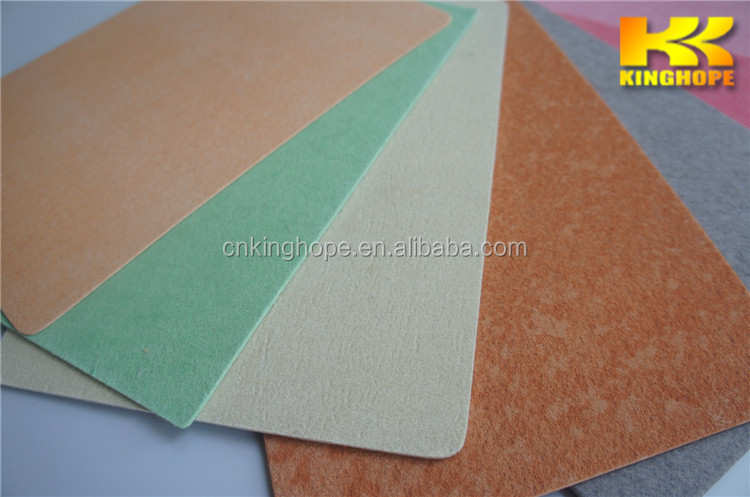 1.5mm shoe material for shoes production cellulose nonwoven shoes midsole board