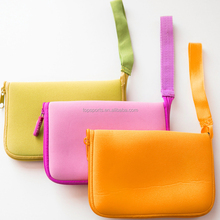 Wholesale Custom Neoprene Toiletry Bag makeup bag/case for travel