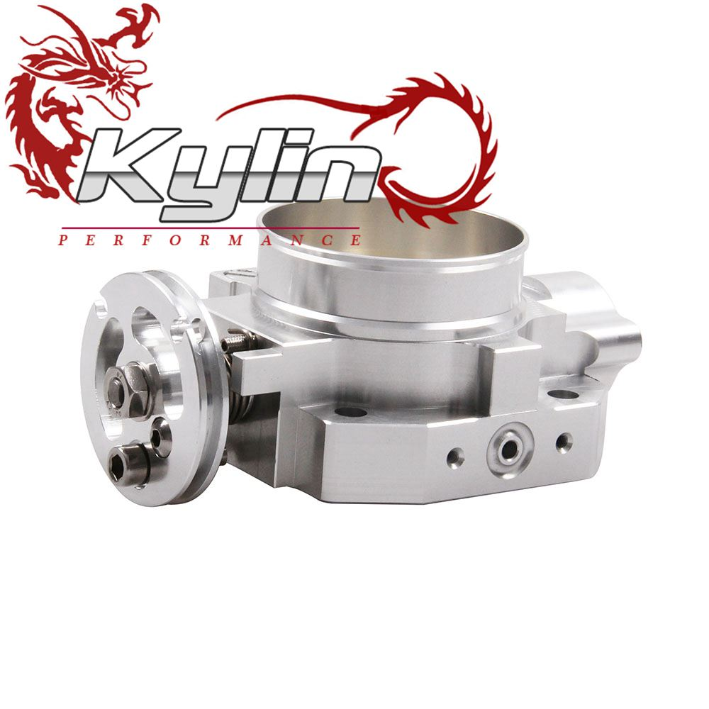 Kylin racing hot sale 70mm Bolton Aluminum <strong>Intake</strong> Manifold Throttle Body