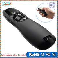R400 2.4Ghz USB Wireless Presenter Laser Pointer PPT Remote Control for Powerpoint Presentation
