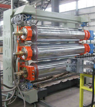 Best Price 1500 - 10000mm Various PVC/ PMMA/ ABS/ PS/ PP Sheet Production Line