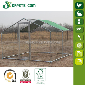 DFPETS DFMC002 Large Outdoor Metal Cage