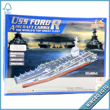 Best Seller Aircraft Carrier Paper 3D Puzzle