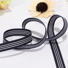 custom polyester printed satin ribbon webbing in china supplier top quality