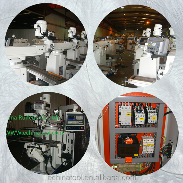 Universal Milling Machine , X6232A Vertical Milling Machine